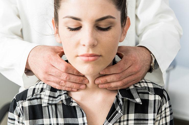 Как сбросить лишний вес при проблемах со щитовидной железой