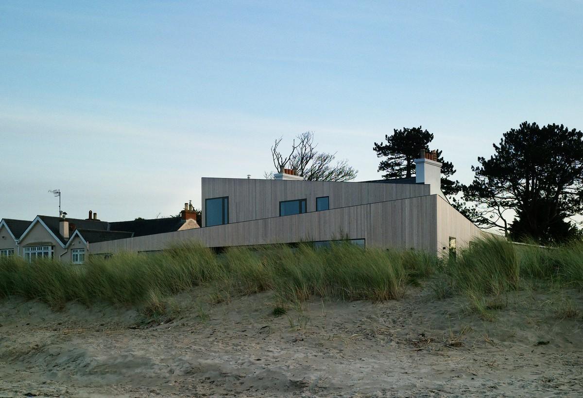 Новый дом вокруг старого в Ирландии