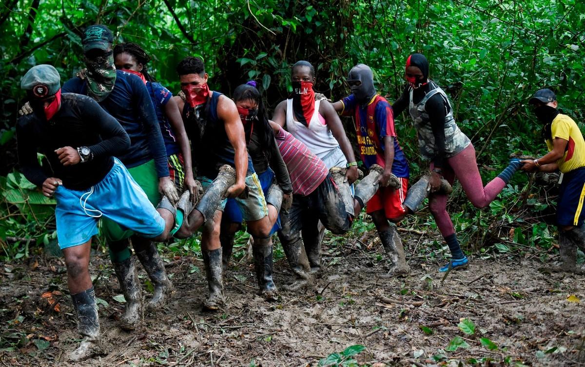 Последняя из армий повстанцев Колумбии