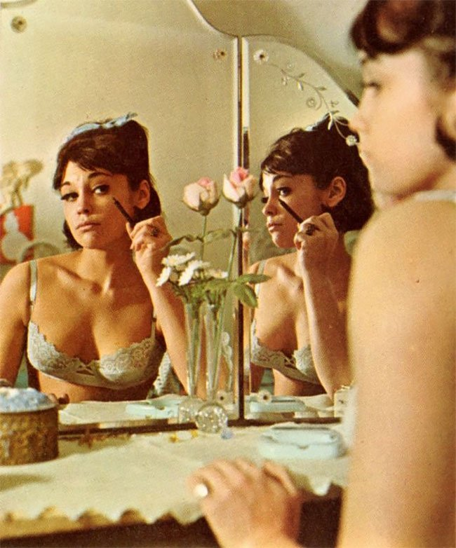 Винтажные красотки из мужского журнала Cavalier 1960-х годов