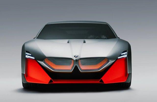 Концепт беспилотного автомобиля BMW M Next
