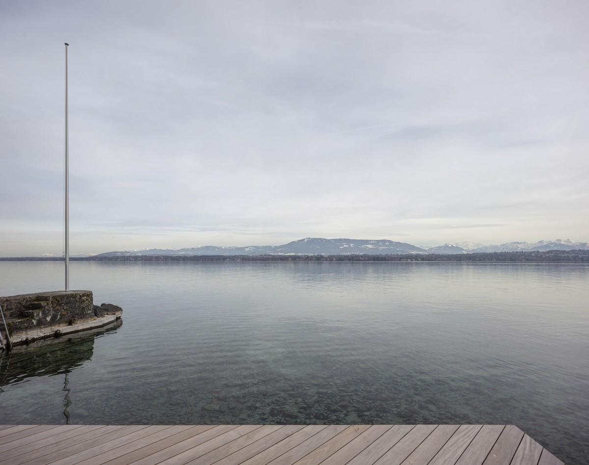 Небольшое шале в Швейцарии