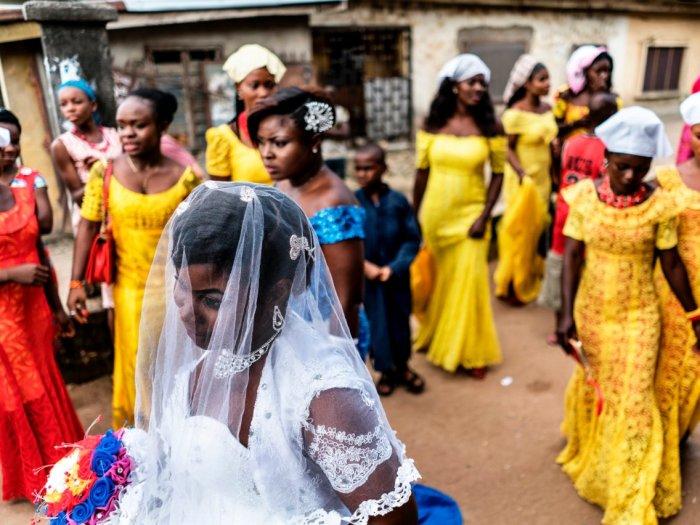 Свадебные наряды и традиции в разных странах мира