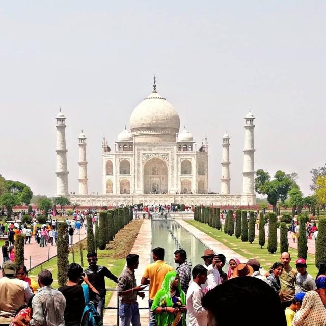 Туристические места в Instagram и в реальной жизни