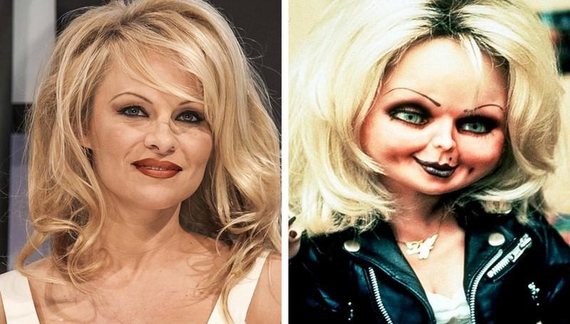 Поразительное сходство некоторых знаменитостей