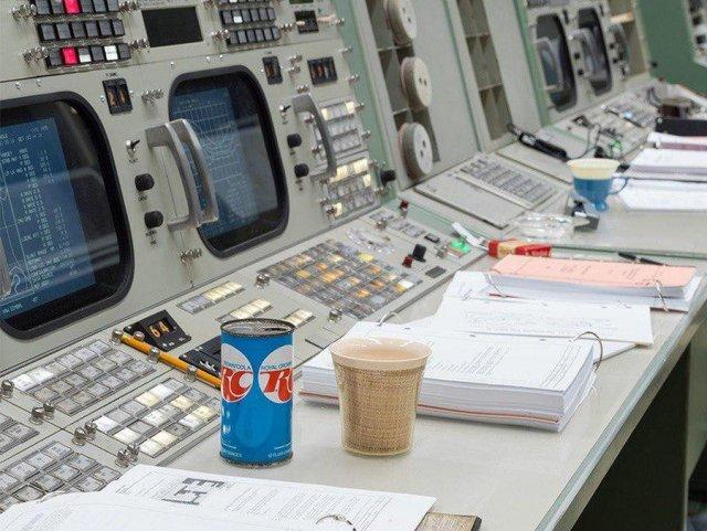 Felújított misszióvezérlő központ Apollo