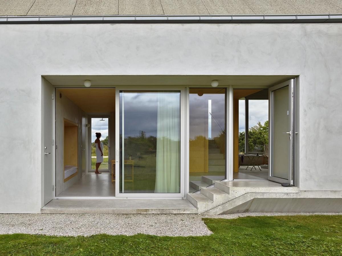 Частный дом в сельской местности Швеции