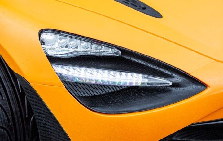 Мини-McLaren за $400 для маленьких гонщиков