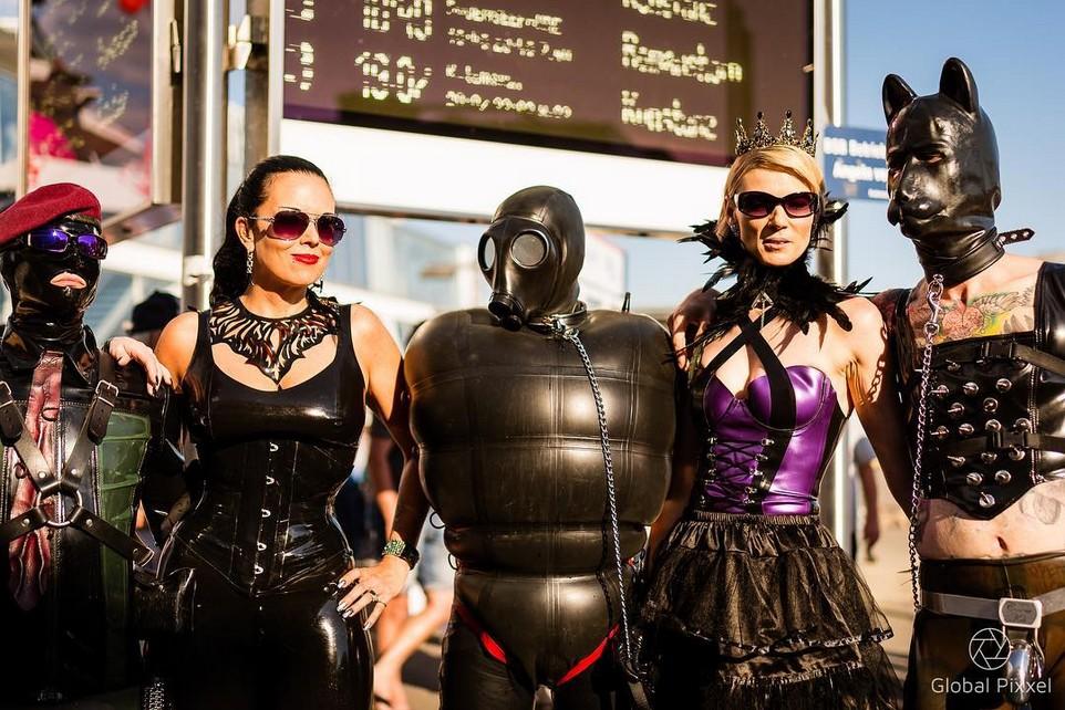 Круиз фетишистов в Германии