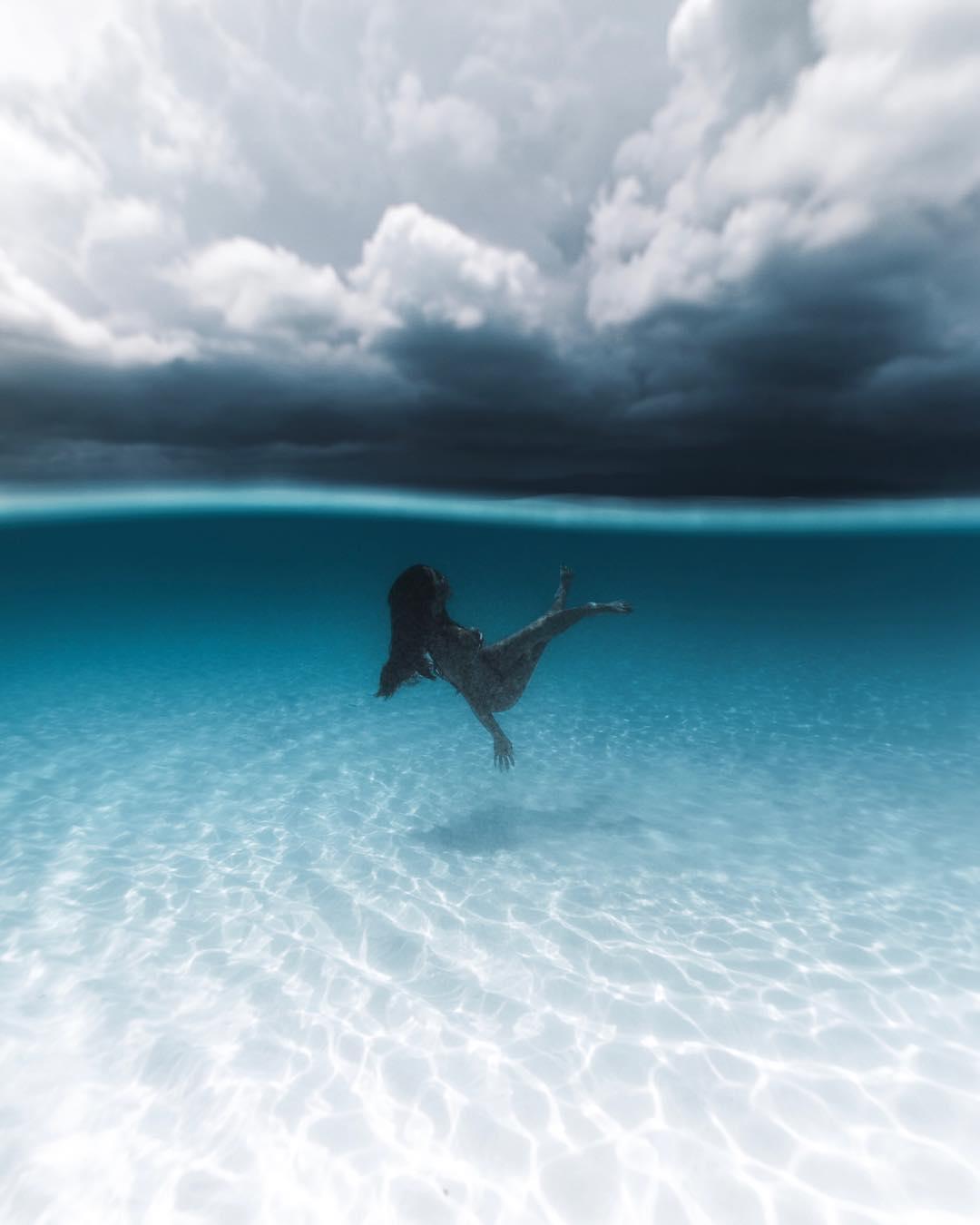 Захватывающие подводные снимки от Нолана Омура