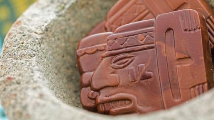 Как шоколад был связан с падением империи майя