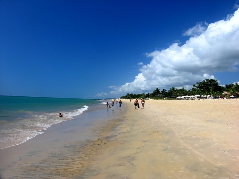 10 самых длинных пляжей мира