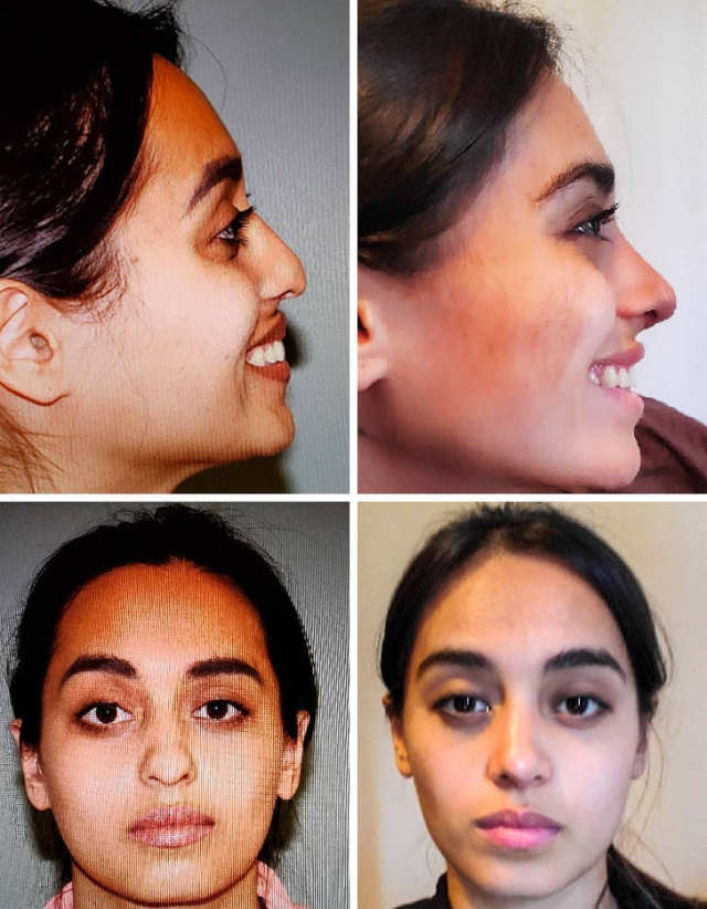 Как люди меняют свою внешность
