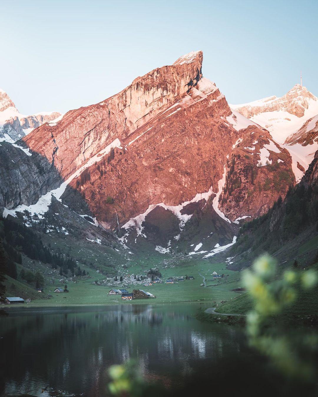 Пейзажи и путешествия на снимках Романа Хубера