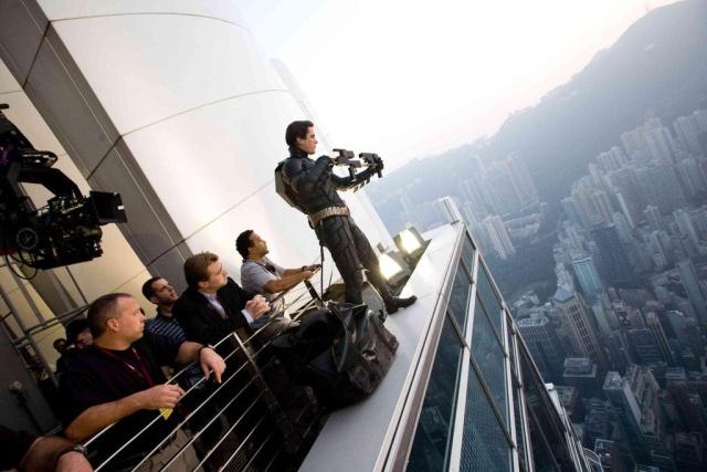 Снимки со съёмочных площадок известных фильмов