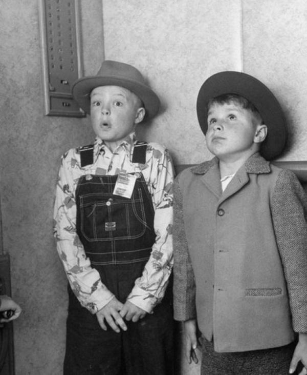 Vintage America az archivált felvételeken