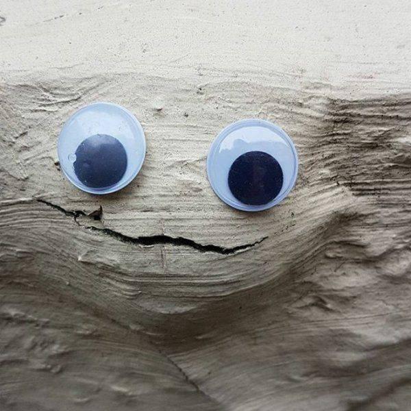 Пара бегающих глаз поможет поднять настроение