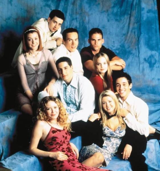 Актеры Американского пирога 20 лет спустя