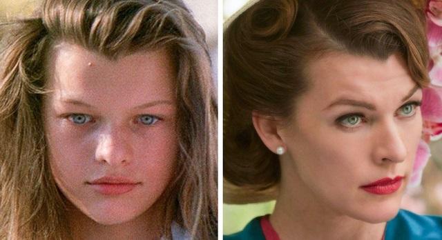 Голливудские звезды кино в своей первой и последней роли