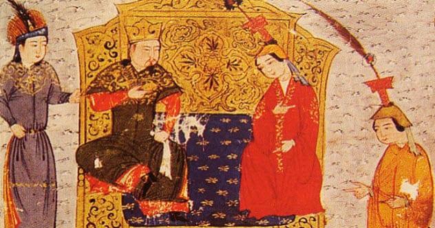 Малоизвестные исторические факты о Чингисхане