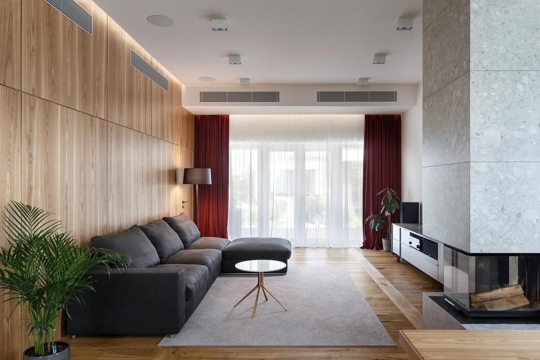 Интерьер частного дома в Днепре