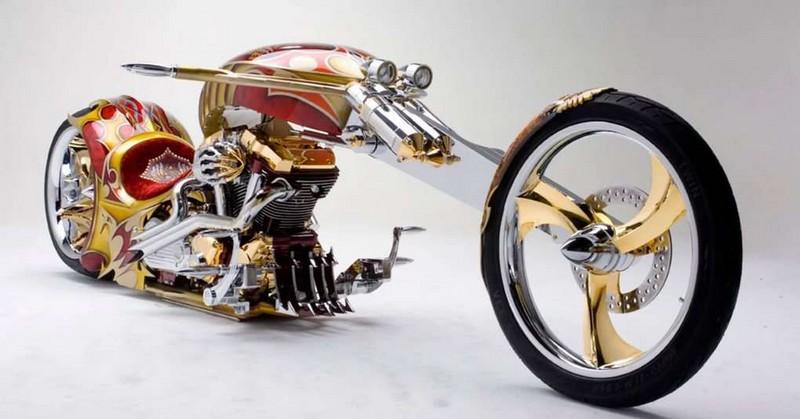 Самые дорогие мотоциклы в мире восхищают своим дизайном