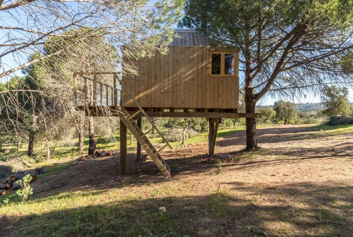 Деревянный дом в Португалии
