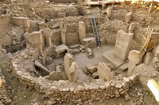 Уникальные и таинственные доисторические объекты