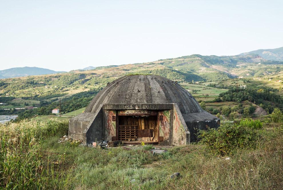 Остатки холодной войны в Албании
