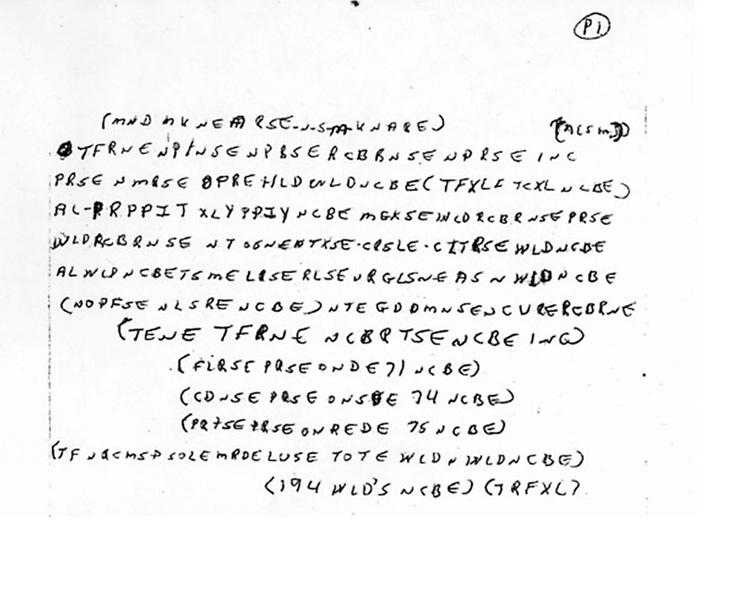 Скрытые тайны неразгаданных шифров