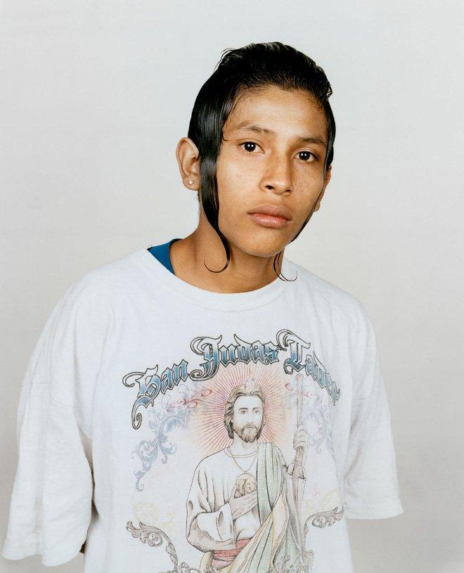 Странные прически мексиканских тинейджеров как вид искусства