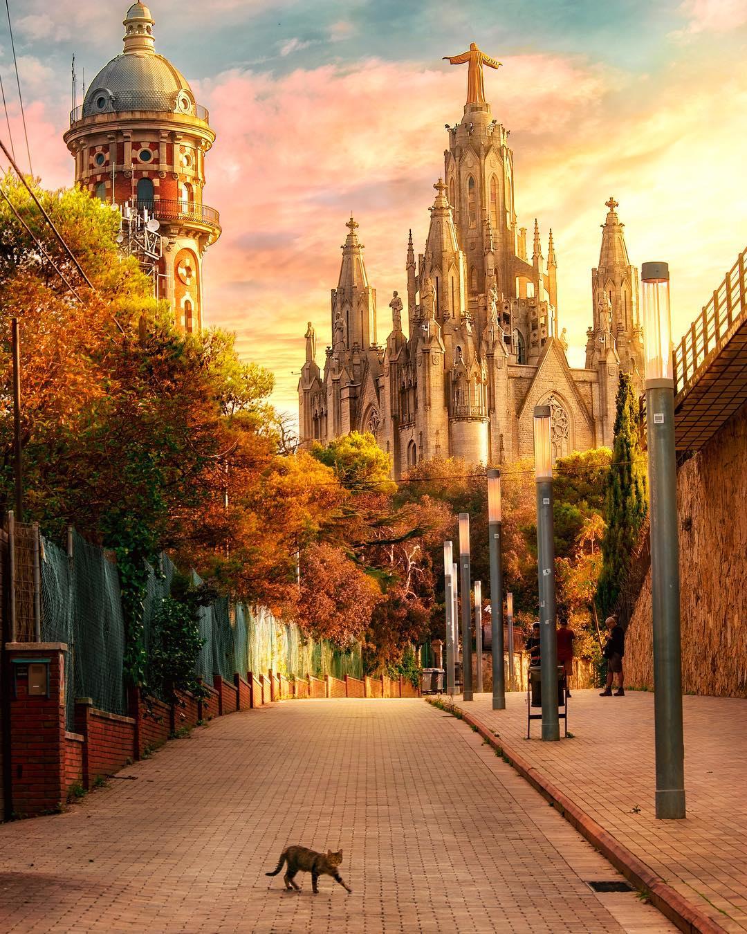 Яркие городские пейзажи и путешествия на снимках Дарио Веронези