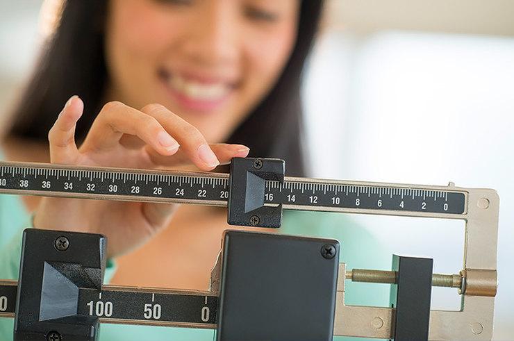 3 способа следить за своим весом позитивно