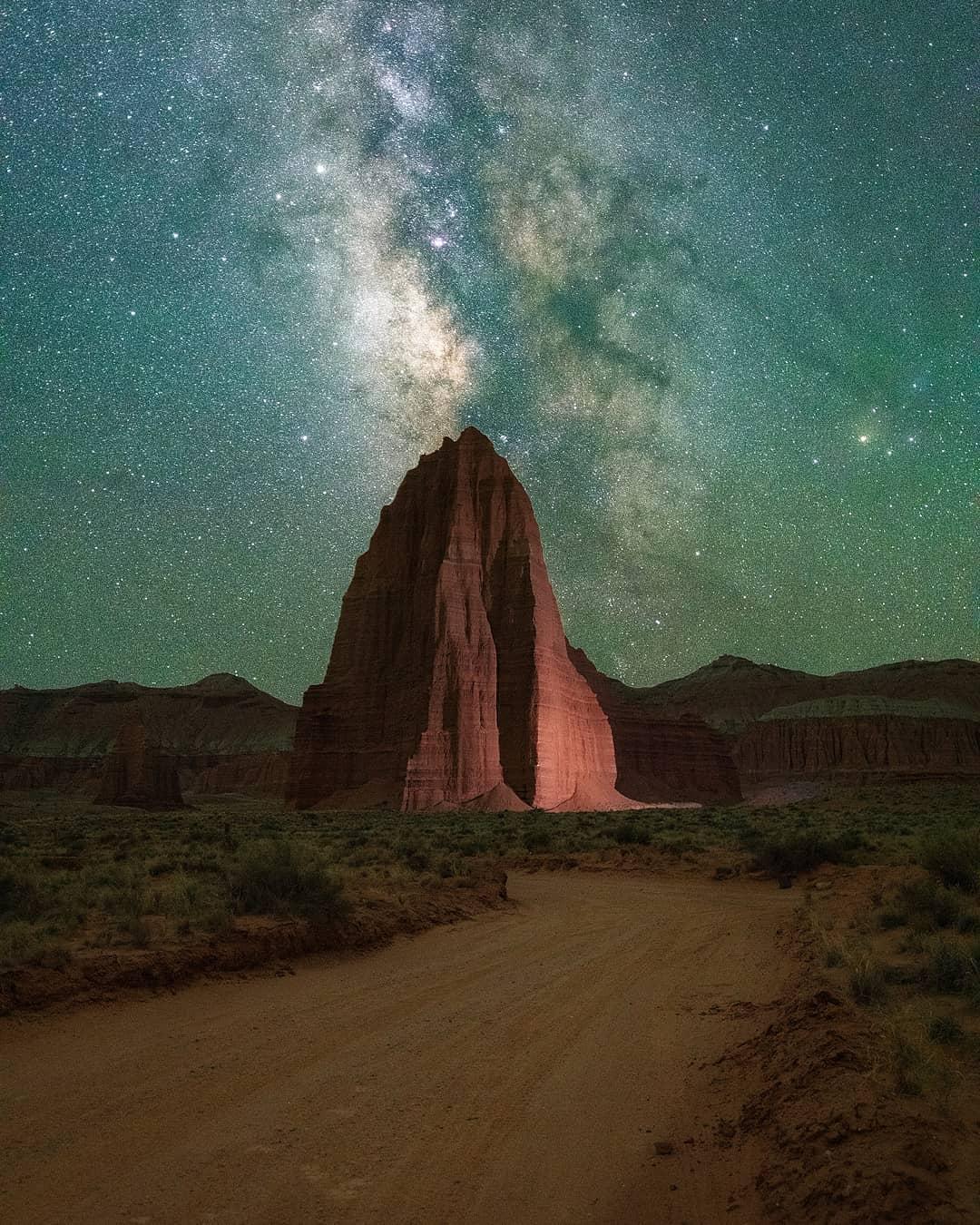 Красивая природа и путешествия от Дастина Лефевра