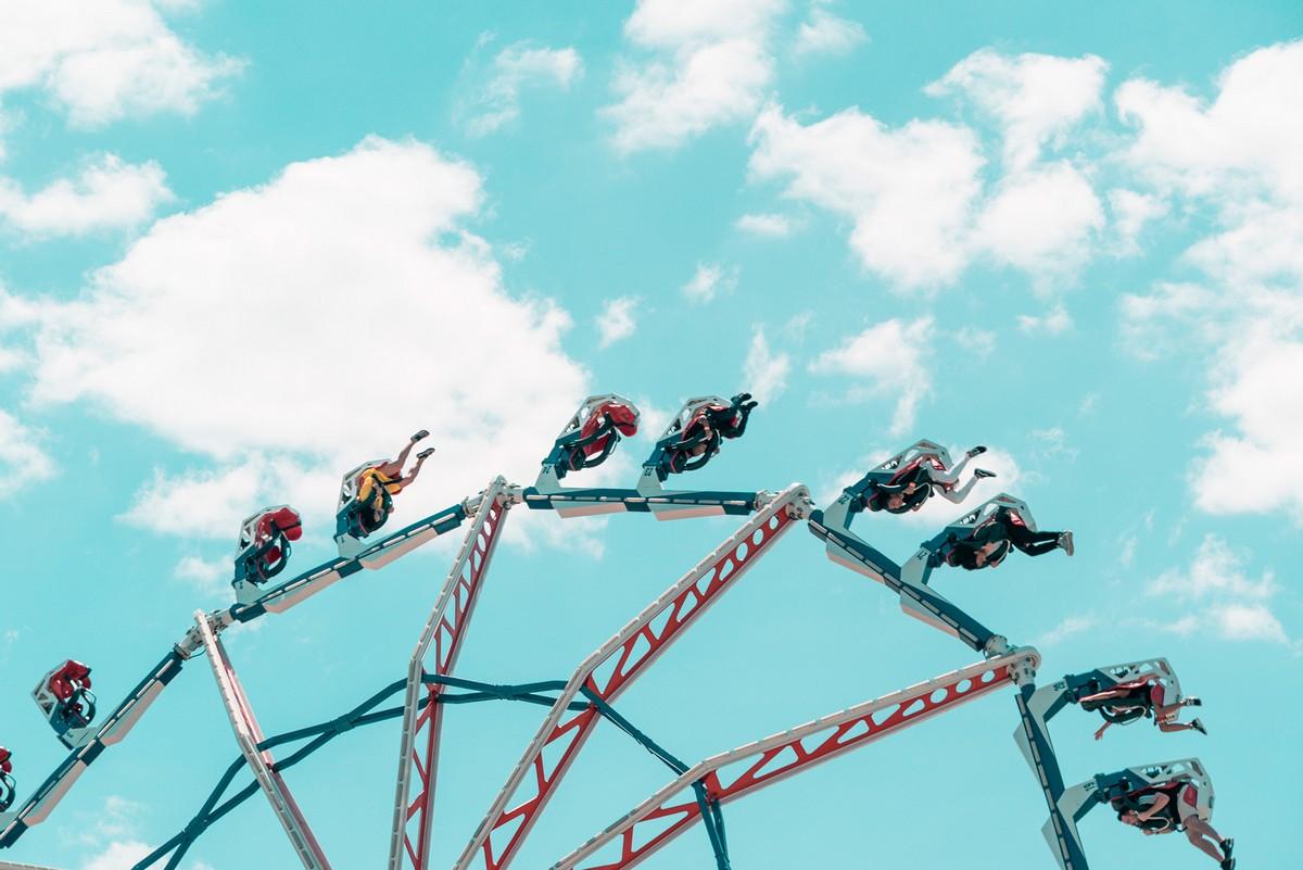 Красочные и минималистские городские снимки от Daehyuk Im