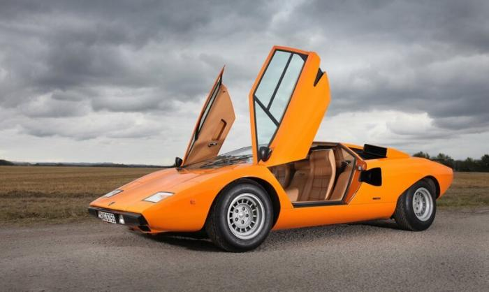 Самые великие Lamborghini за всю историю бренда