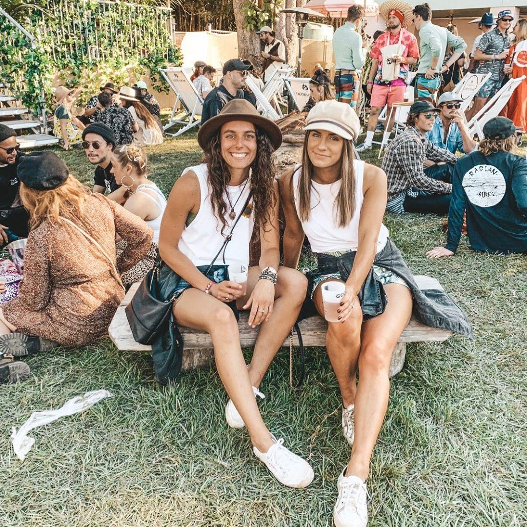 Яркие посетители музыкального фестиваля Splendour In The Grass в Австралии