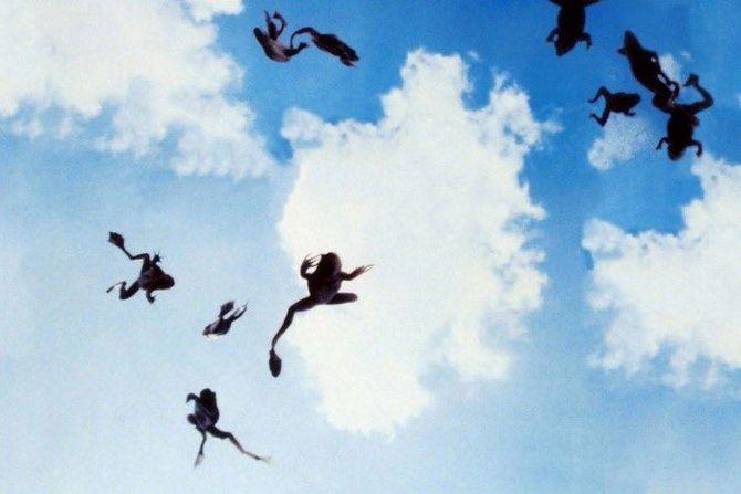 12 самых неожиданных вещей, которые падали с неба