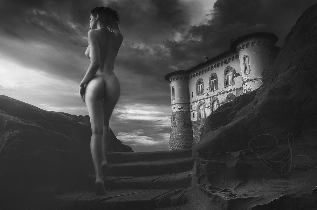 Чувственное ню фото от Паоло Лаццаротти