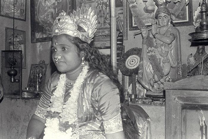 Как индийская девочка стала святой и духовным лидером