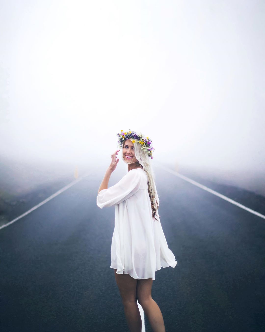 Природа и путешествия на снимках Асы Стейнарс