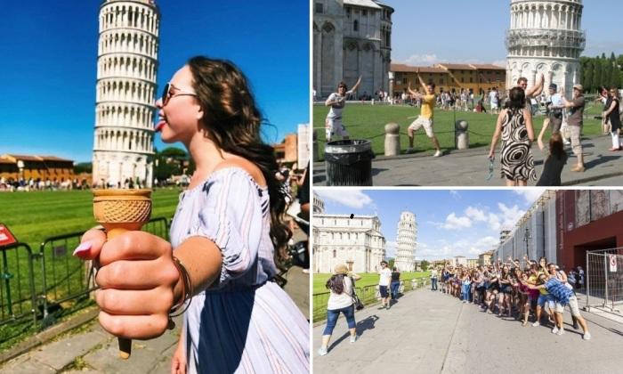 Туристические ожидания и разочарования от Европы