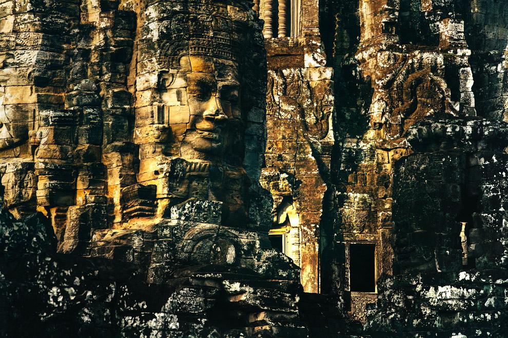 В заброшенных храмах Камбоджи