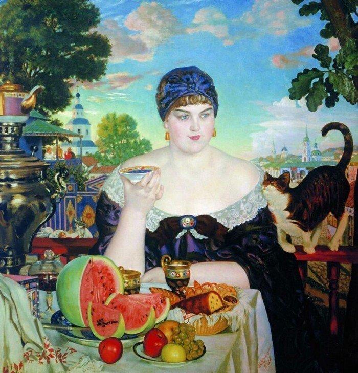 10 женщин со знаменитых картин и их судьбы