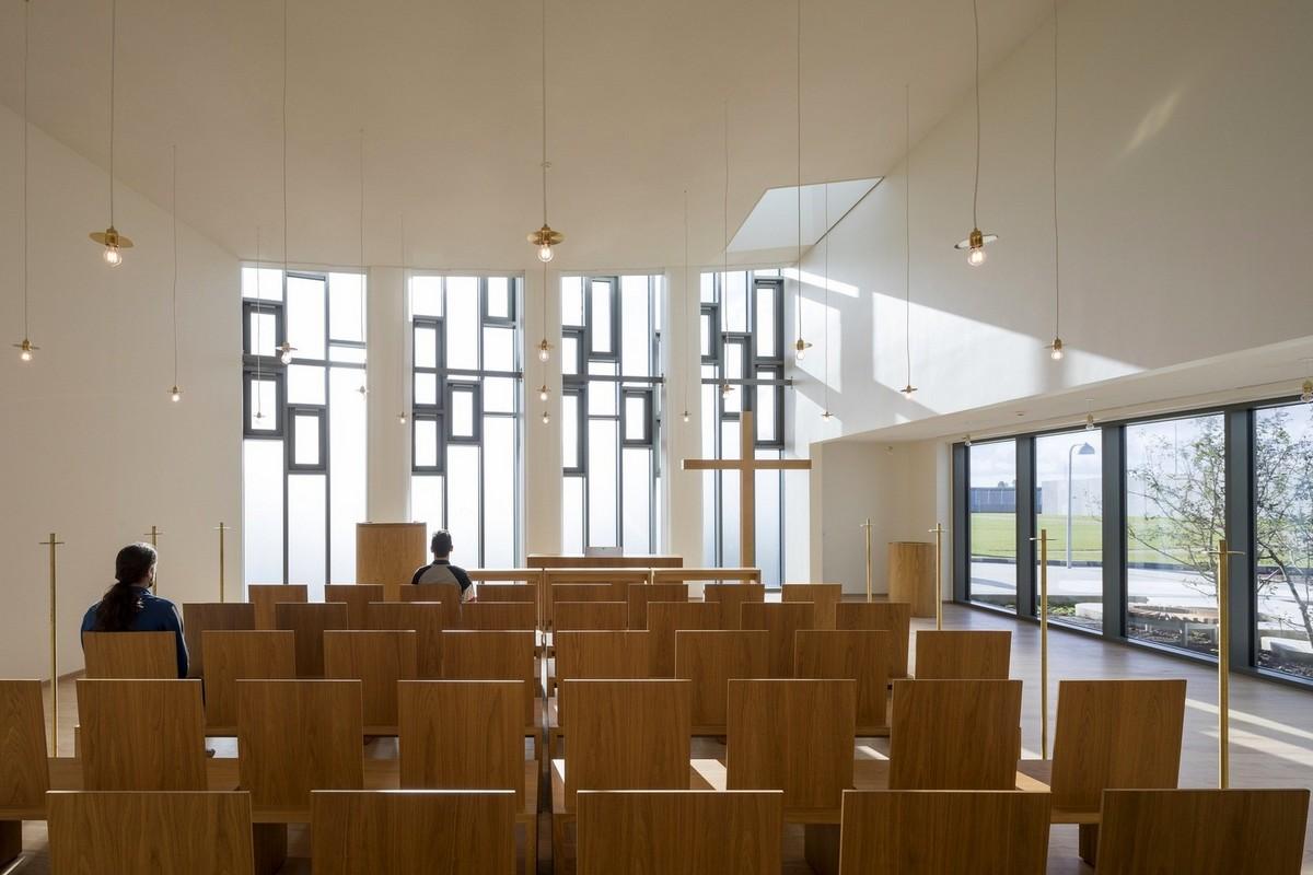 Архитектура и дизайн тюрьмы Storstrom в Дании