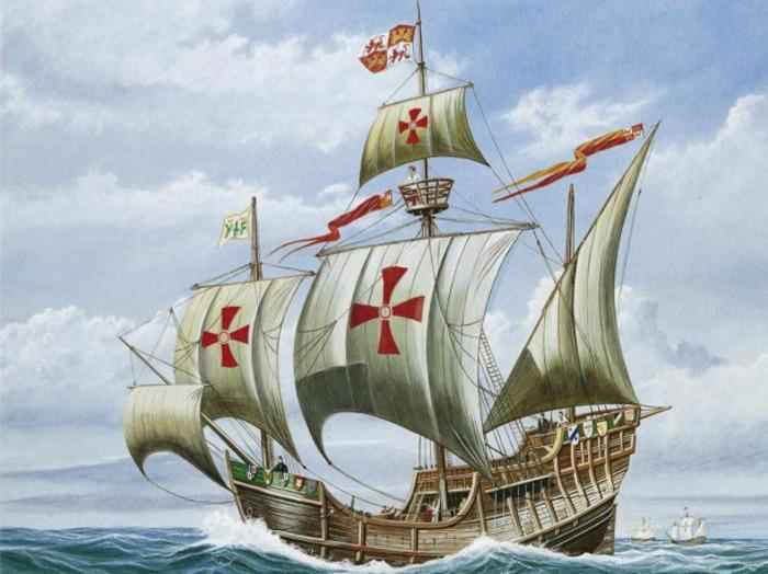 Известные корабли, которые вошли в историю