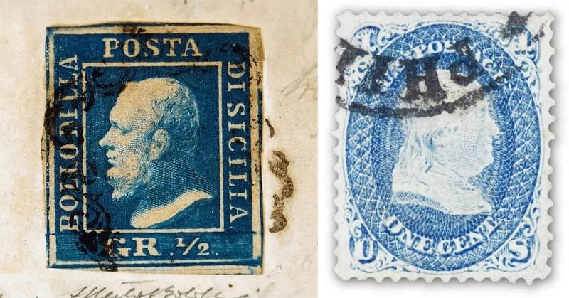 фото дорогих почтовых марок пмм