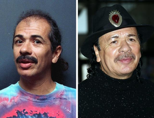 Как изменились всемирно известные исполнители и музыканты