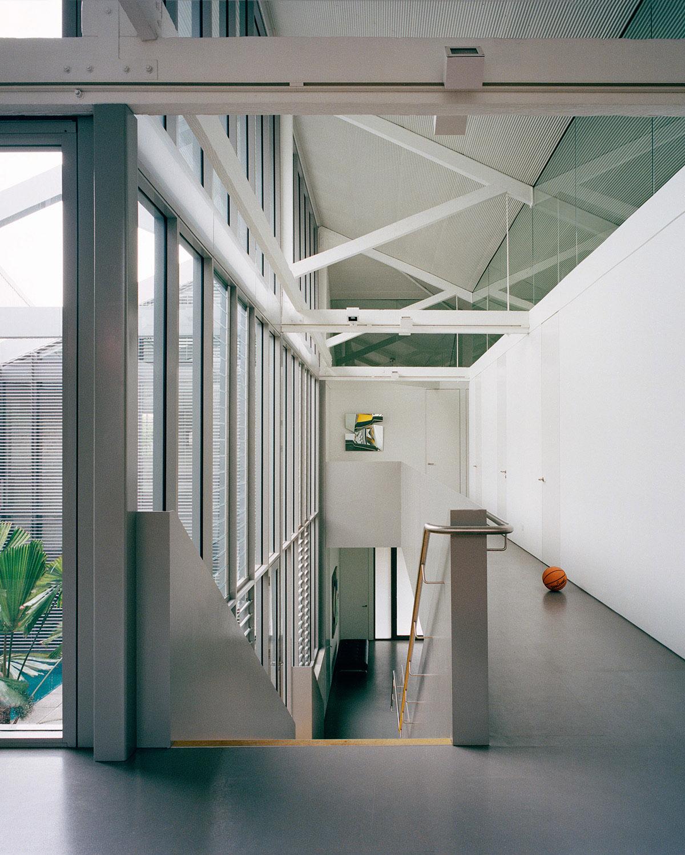 Современный лофт в здании бывшего склада в Сиднее