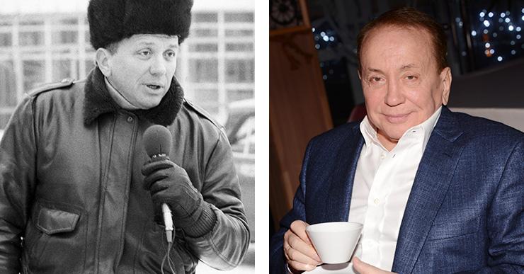 Как знаменитые телеведущие выглядели в молодости